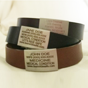 Leather-Bands